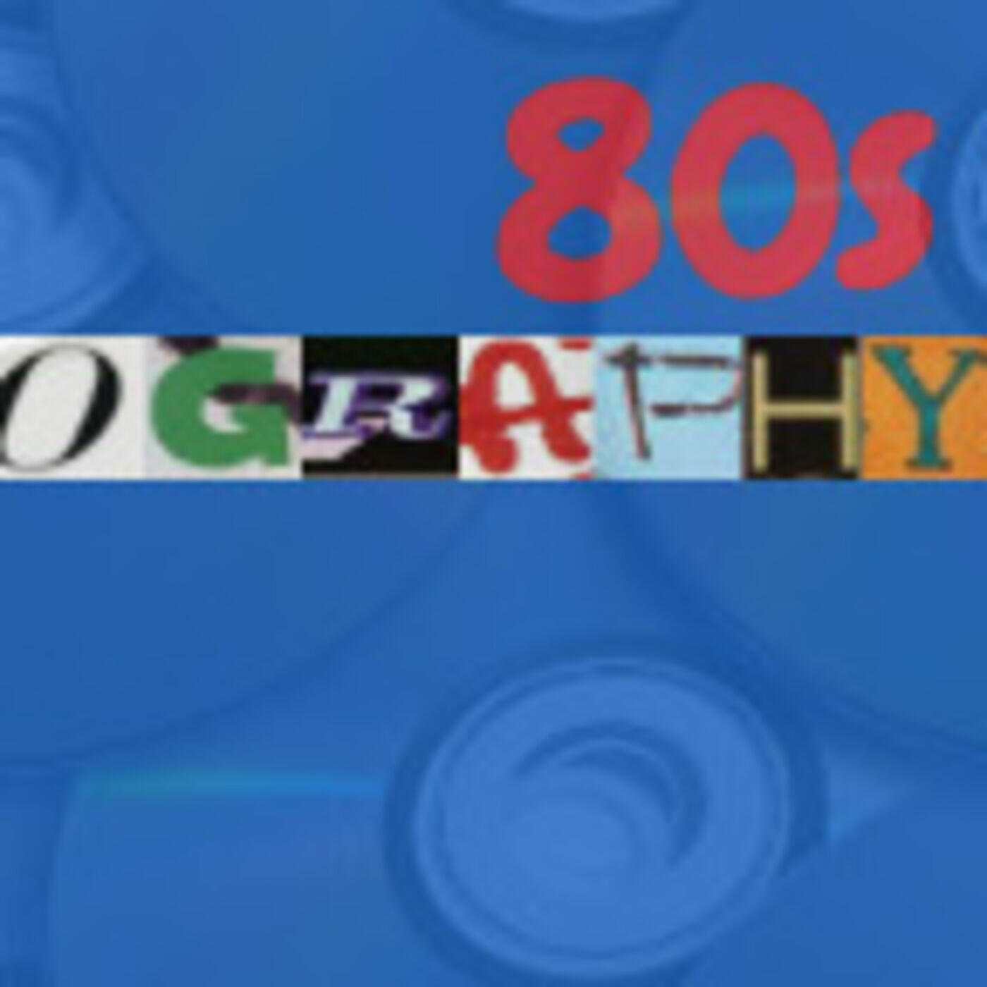 80sography - 80s music one artist at a time