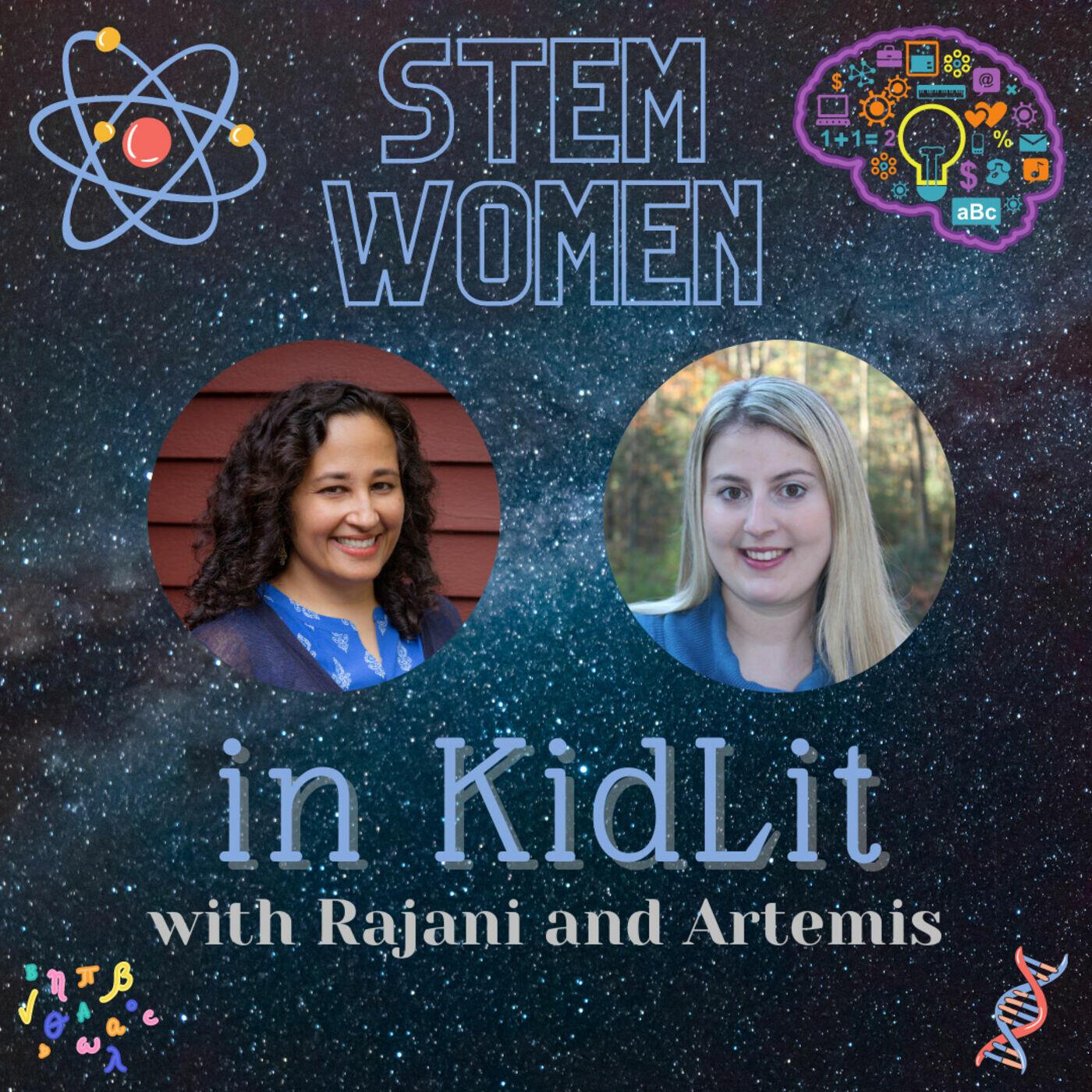 STEM Women in KidLit