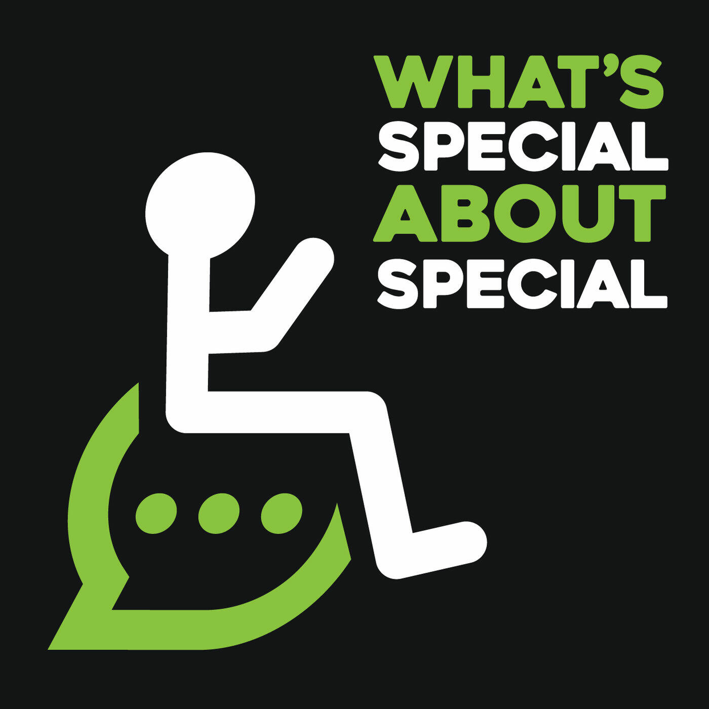 What's Special About Special Podcast