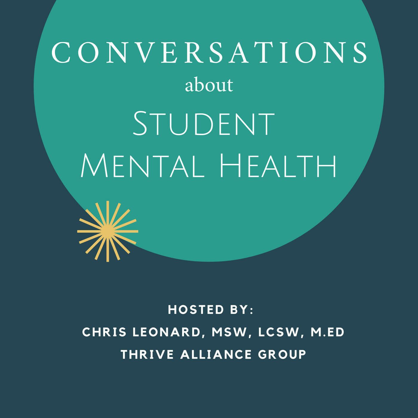 Conversations About Student Mental Health