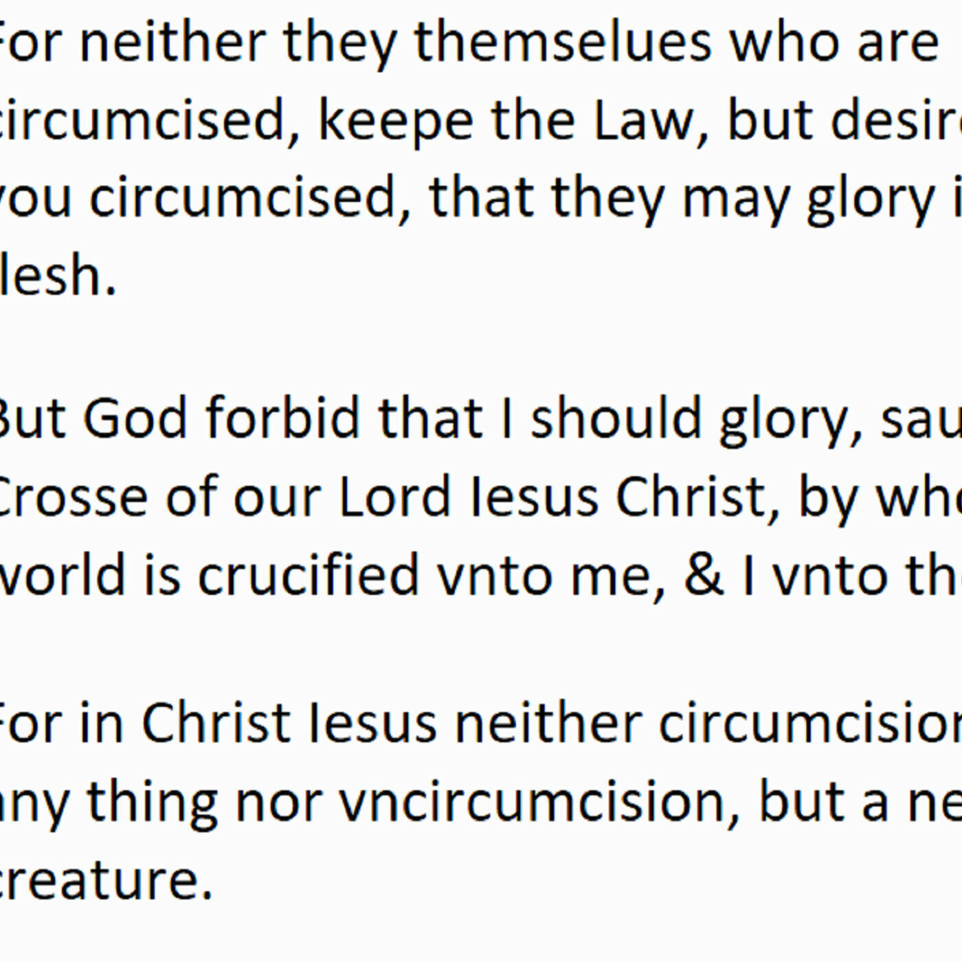 Jesus is the Christ.