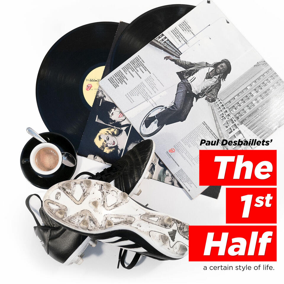 The 1st Half Podcast