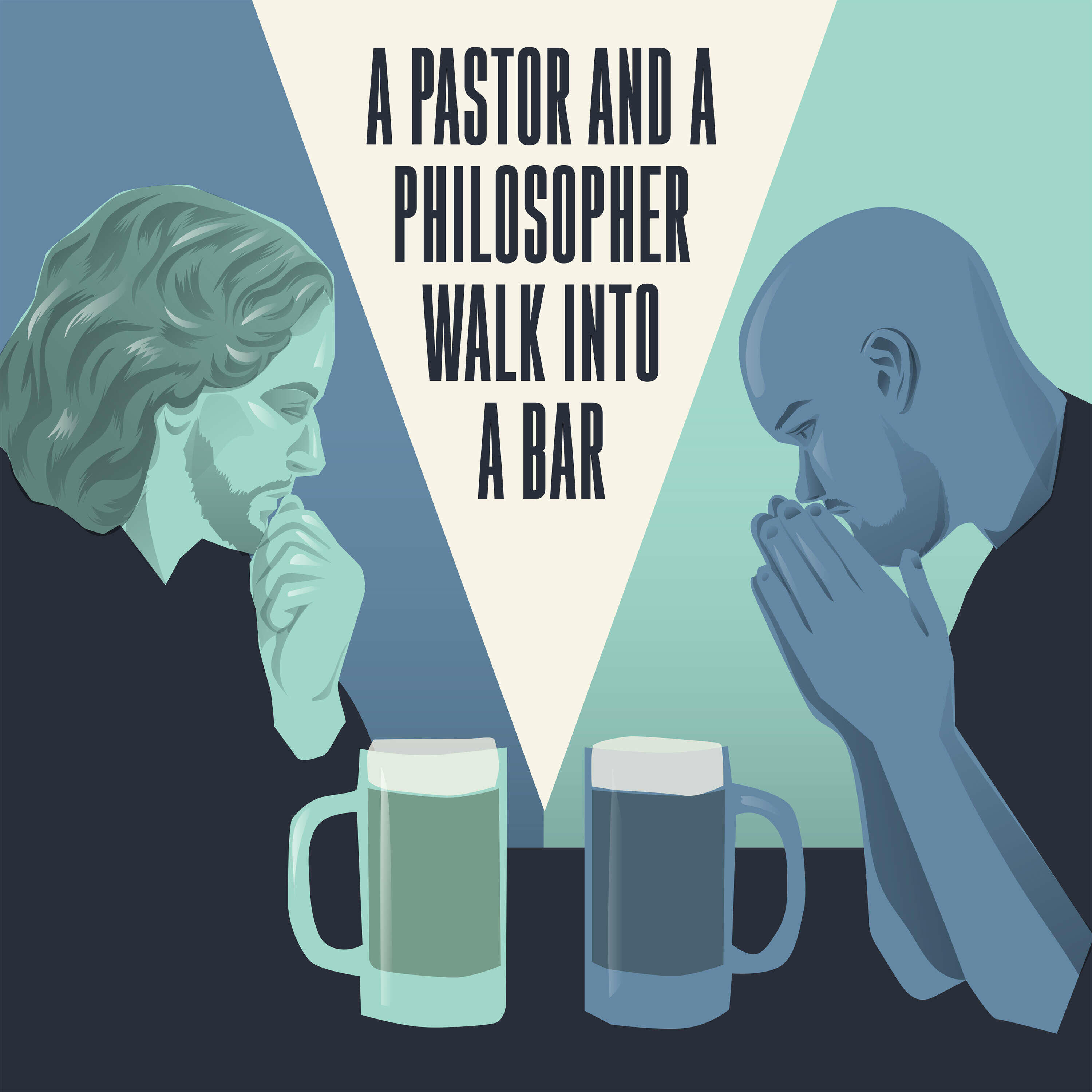 A Pastor and a Philosopher Walk into a Bar
