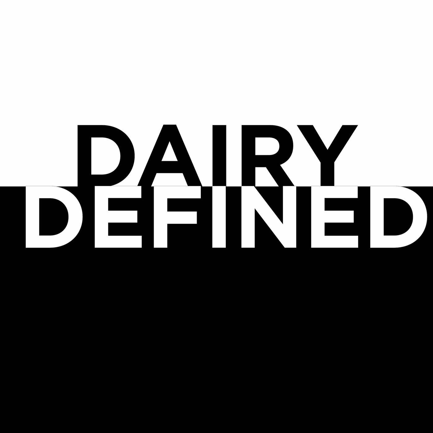 Dairy Defined