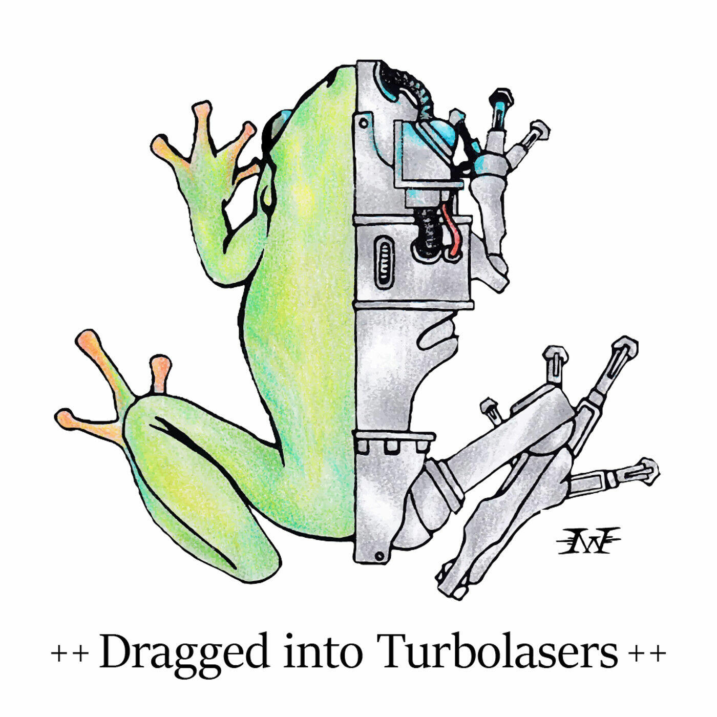 Dragged into Turbolasers