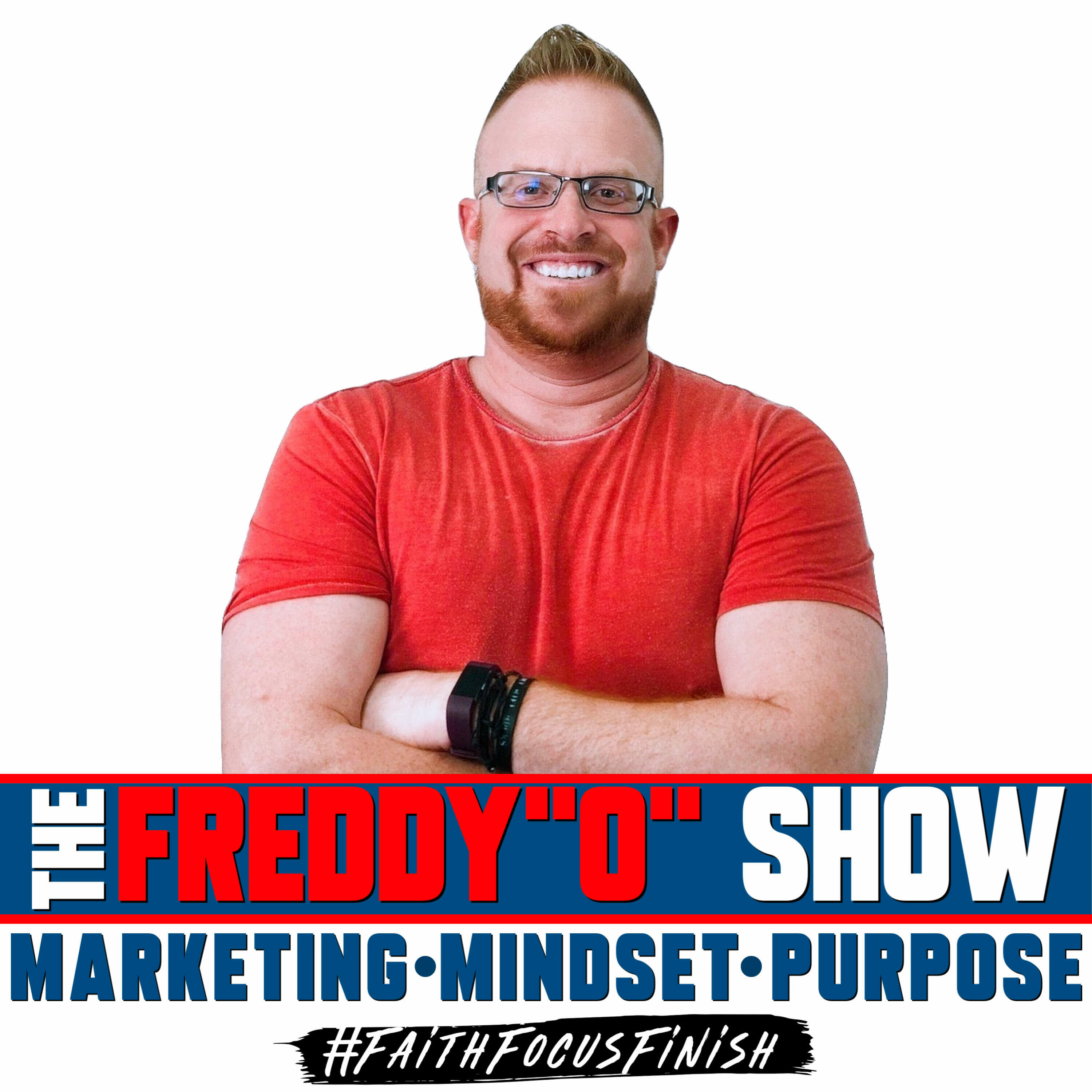 """The Freddy """"O"""" Show Podcast"""