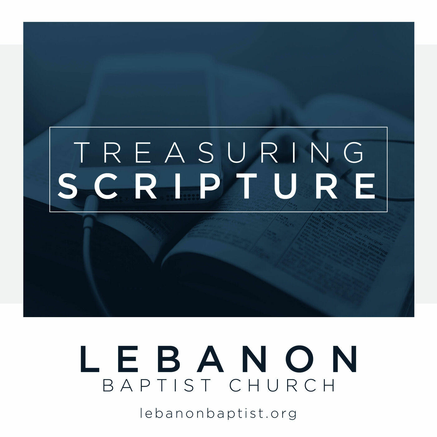 Treasuring Scripture