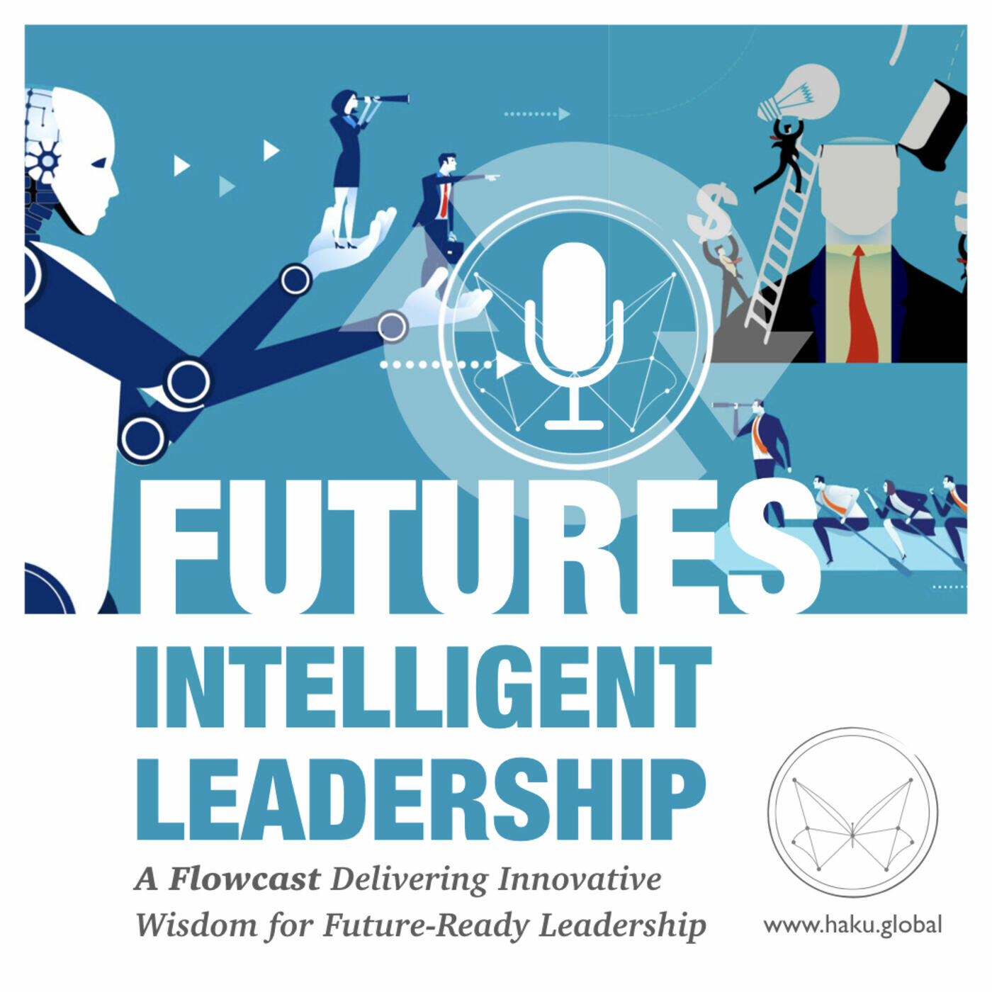 Futures Intelligence Leadership: Innovative Wisdom for Future-Ready Organizations