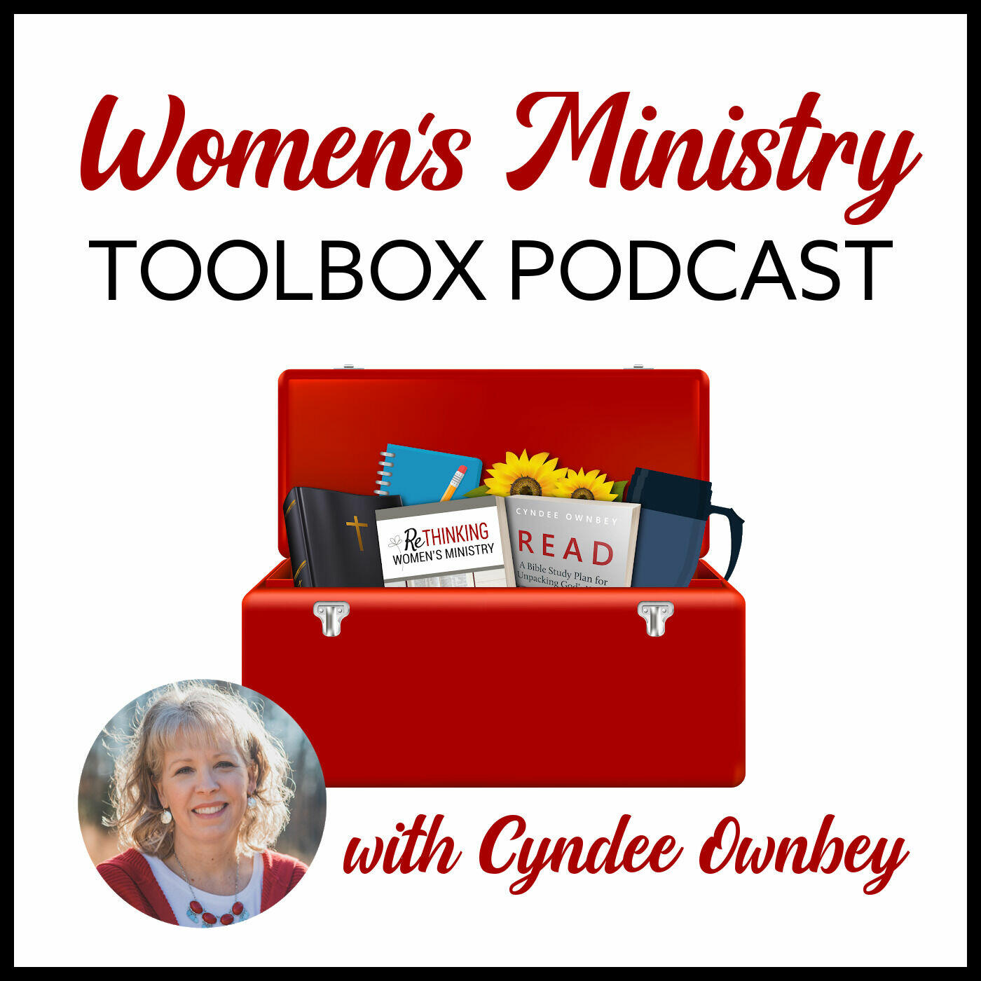 Women's Ministry Toolbox Podcast