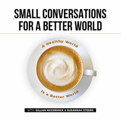 Recovery from Prostate Surgery: Sam Hughes, MScPT - Small Conversations for a Better World Podcast
