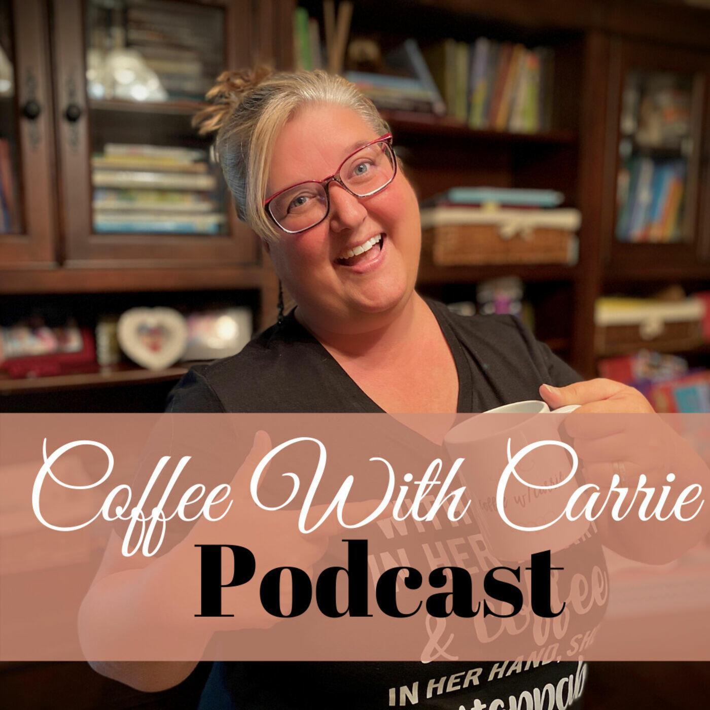 Coffee With Carrie: Homeschool Podcast