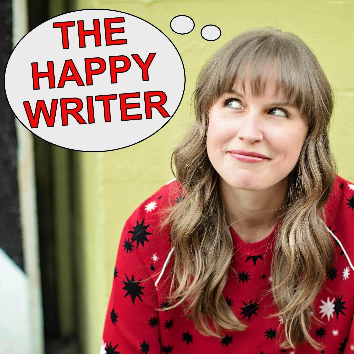 The Happy Writer with Marissa Meyer