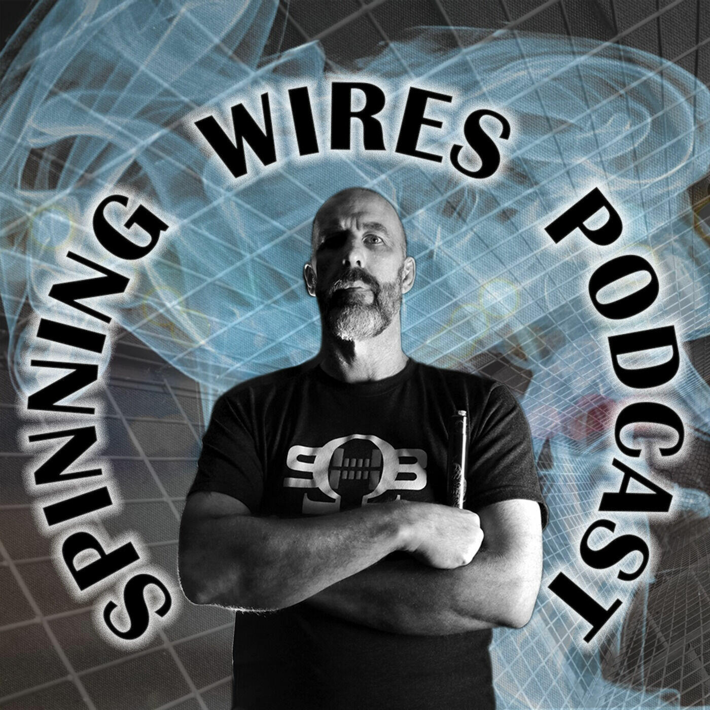 Spinning Wires