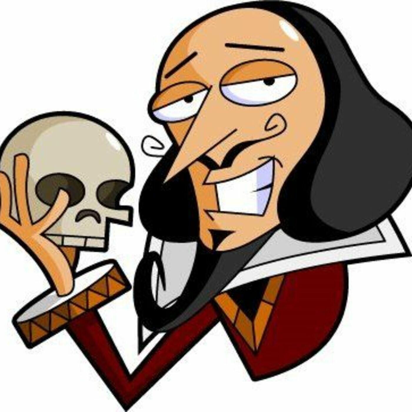 """The Bardcast: """"It's Shakespeare, You Dick!"""""""