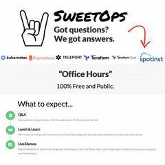 "Cloud Posse DevOps ""Office Hours"" Podcast"