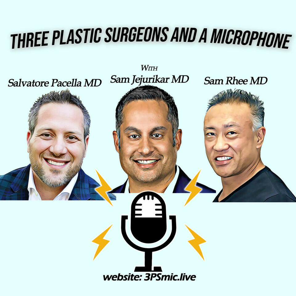 3 Plastic Surgeons and a Microphone