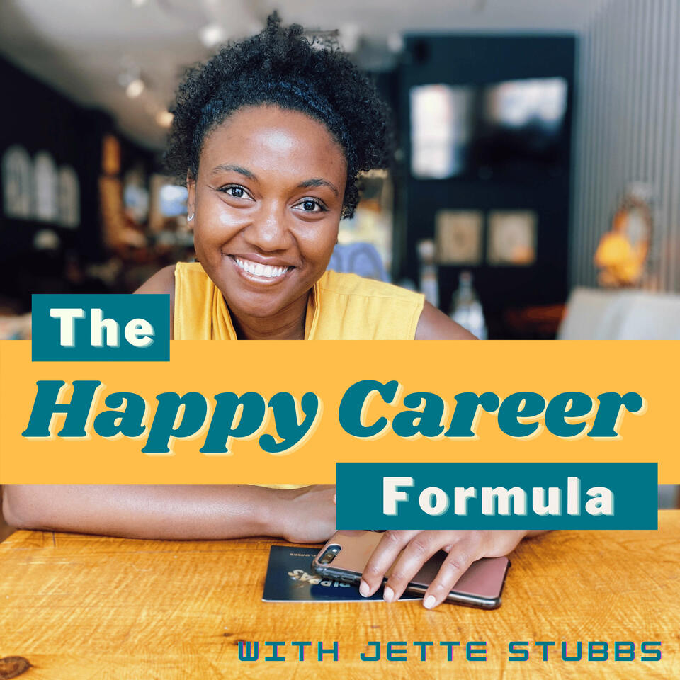 Happy Career Formula with Jette Stubbs