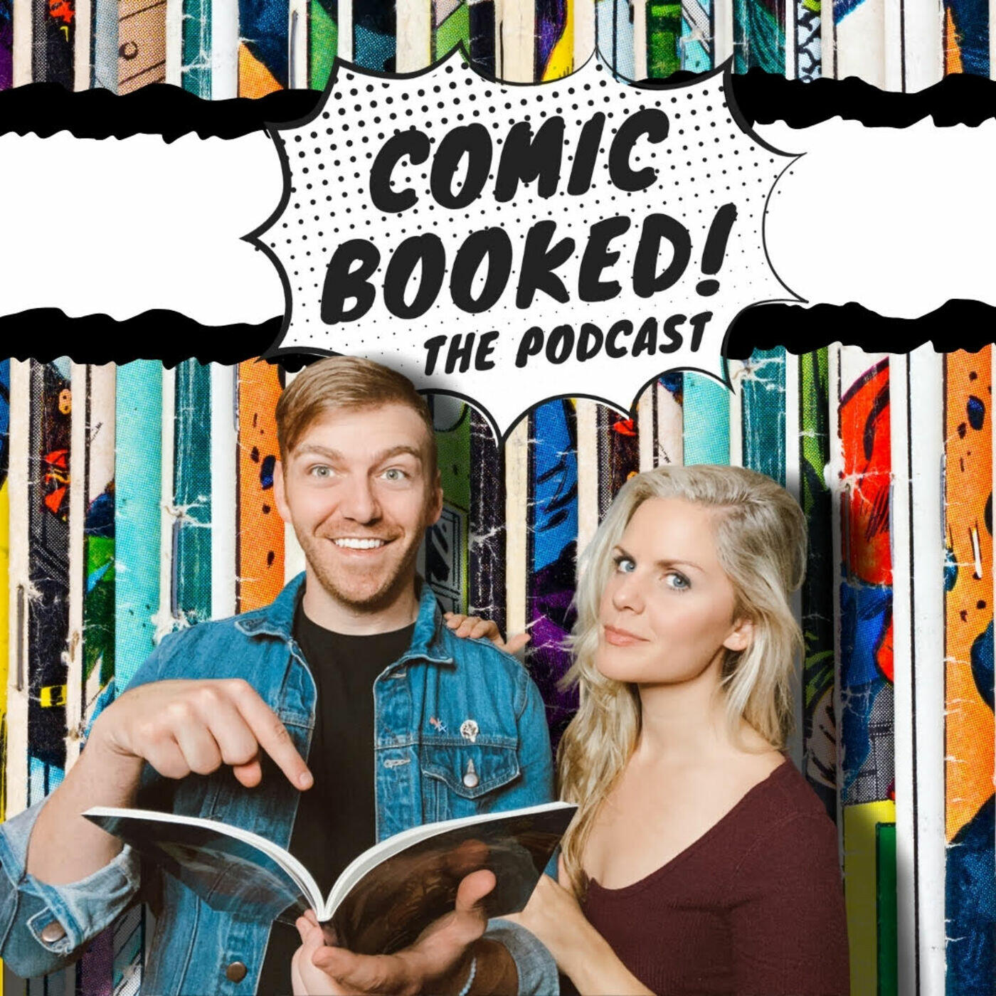Comic Booked! The Podcast