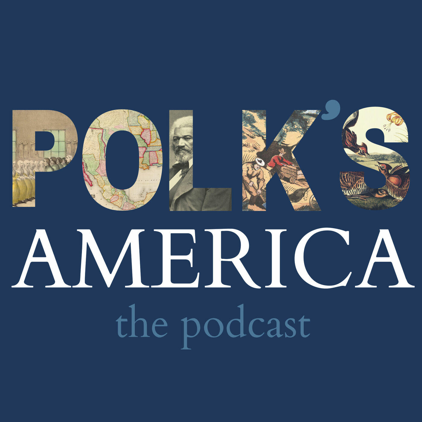 Polk's America