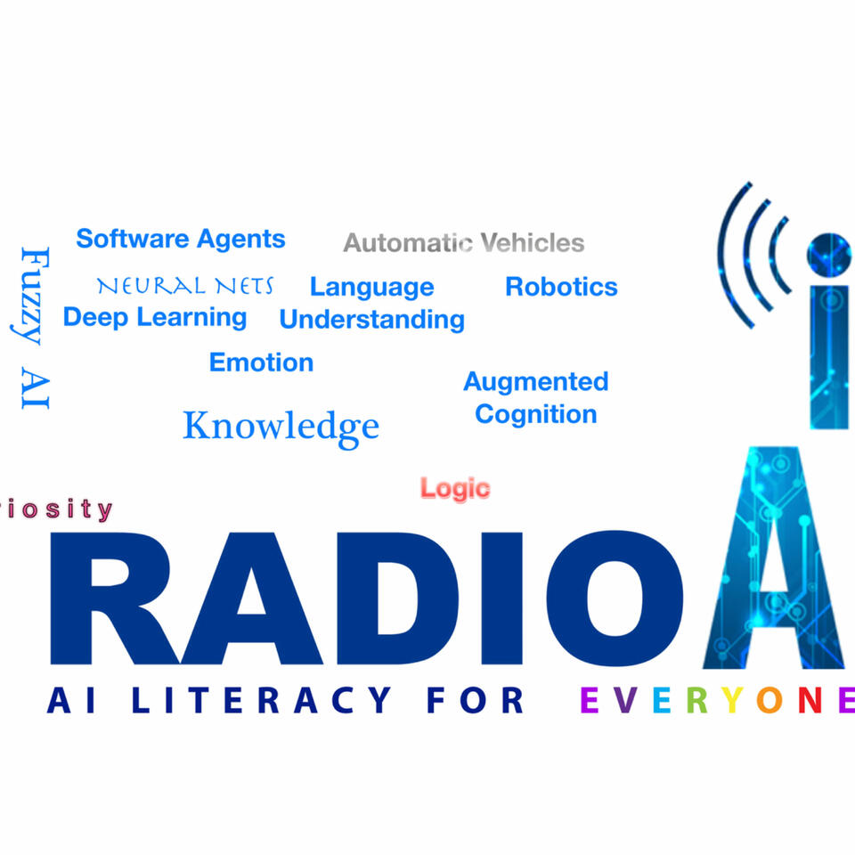 RADIO AI - A Public Resource for AI Literacy (for Everyone)