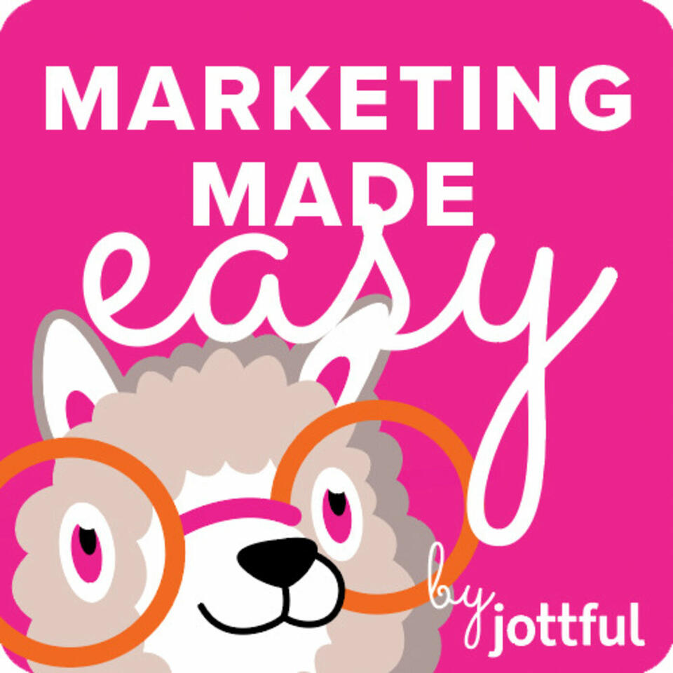 Marketing Made Easy by Jottful