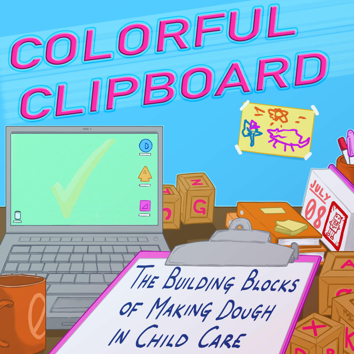 Colorful Clipboard