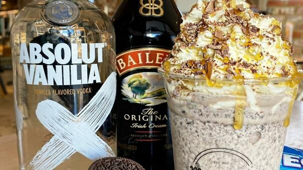 Perth's Crushed Oreo 'Naughty Cruella' Milkshakes Are 100% Adults Only