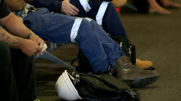 FIFO Worker Returns 'Very, Very Weak' Positive After Spending Time At Pe...