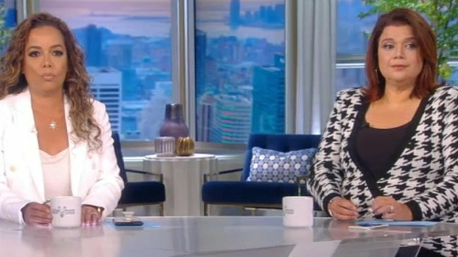 Covid Strikes Vaxxed Hosts of The View on Live TV