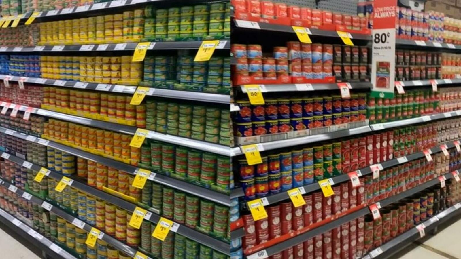 Woolies Shopper Goes Viral After Sharing Shocking Shelf Detailing