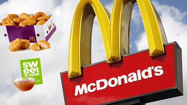 A Trained Chef Has Just Recreated The McDonalds Sweet 'n' Sour Sauce At ...
