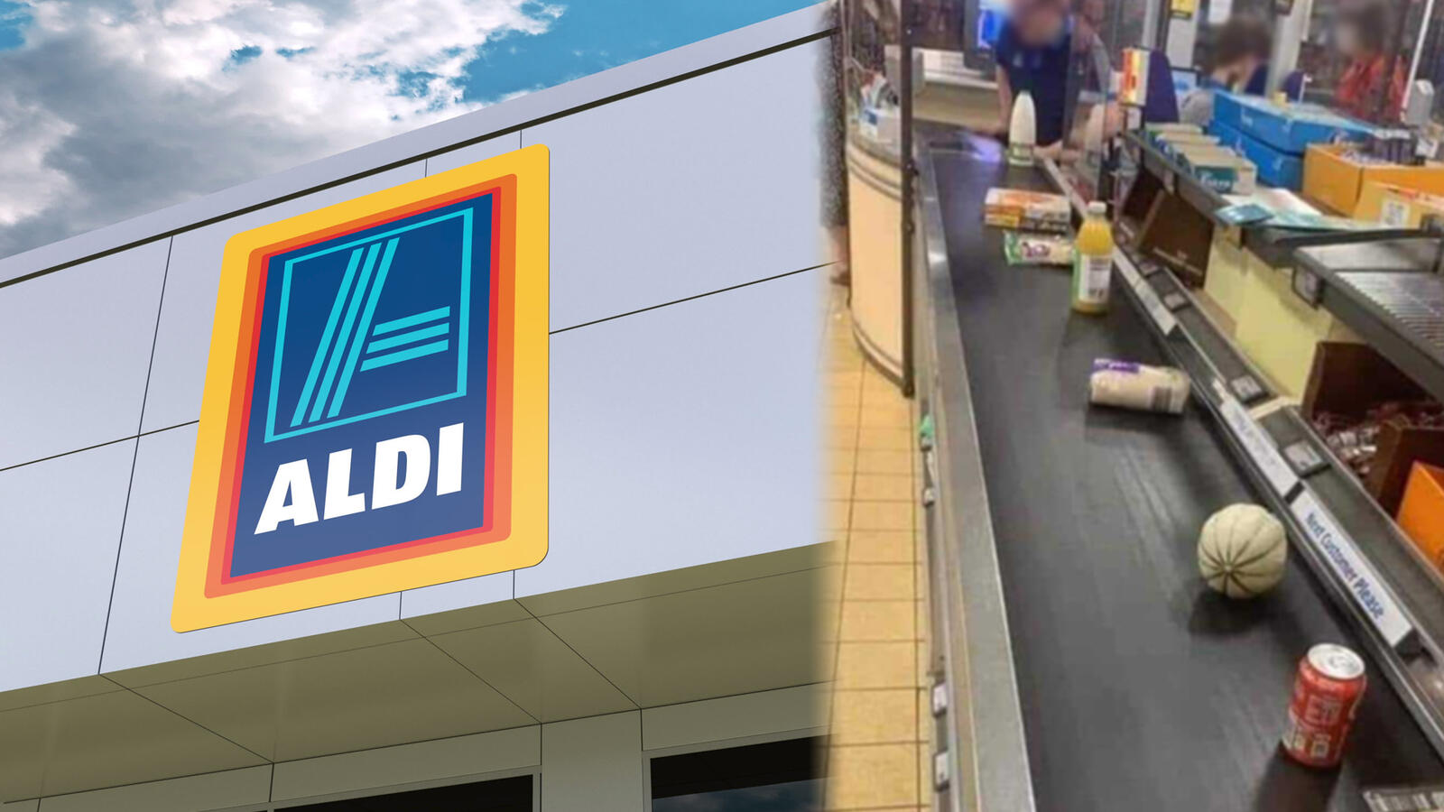 The Internet Is Absolutely Divided Over This ALDI Checkout Lifehack