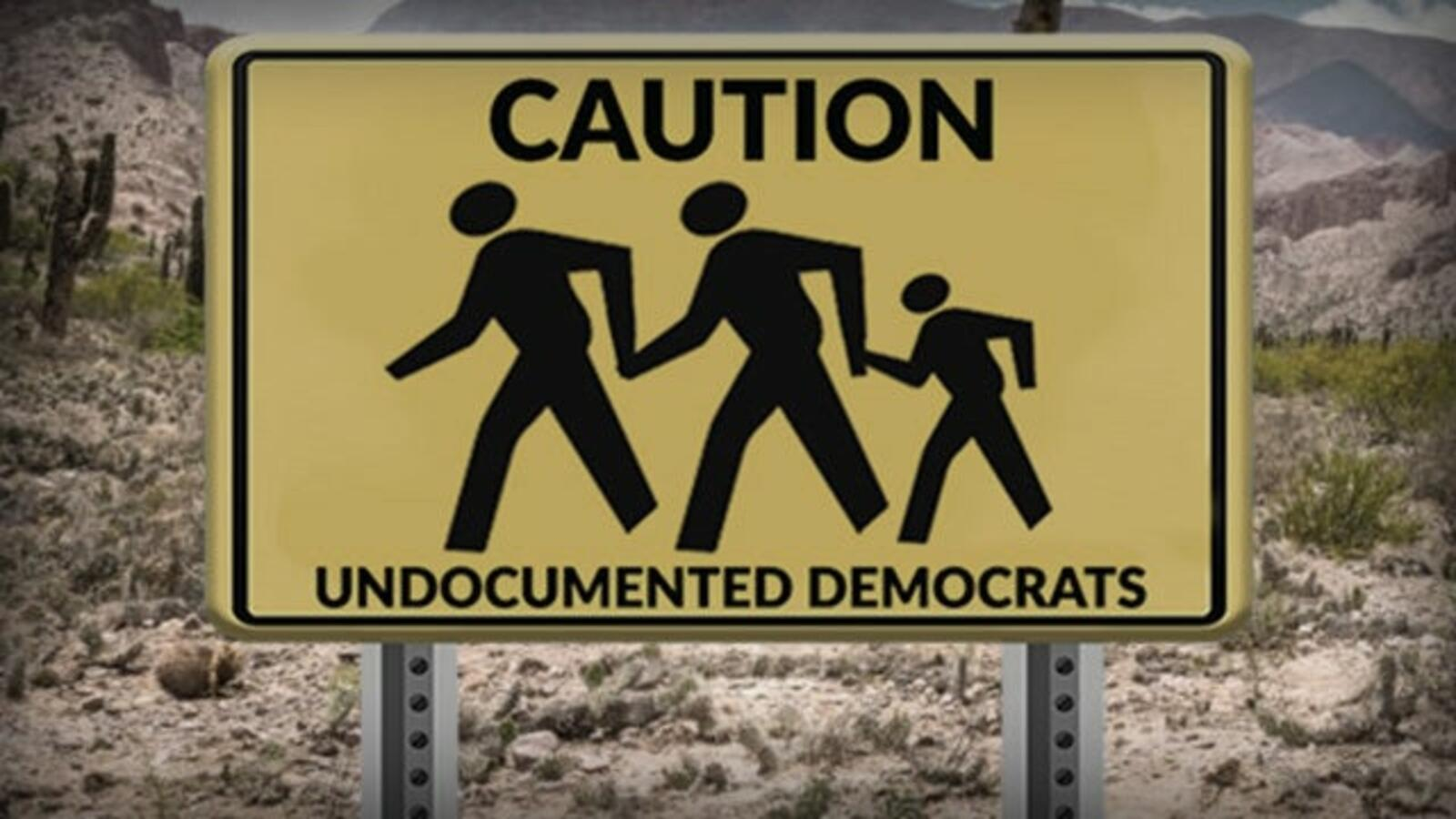 "The Day Rush Came Up with the Term ""Undocumented Democrats"""