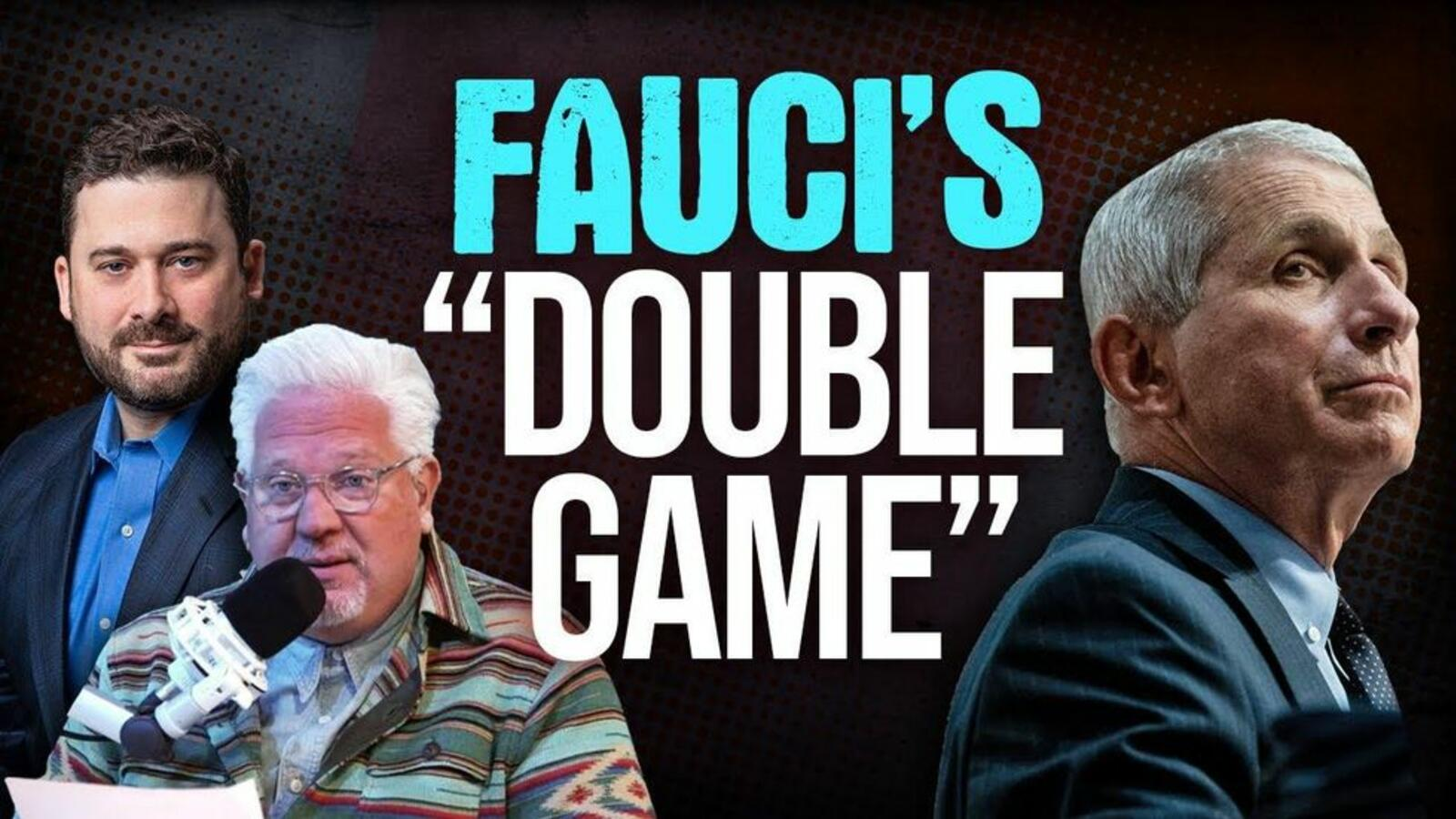 Columnist: Fauci is playing a 'double game' to DISTRACT us from REAL issue