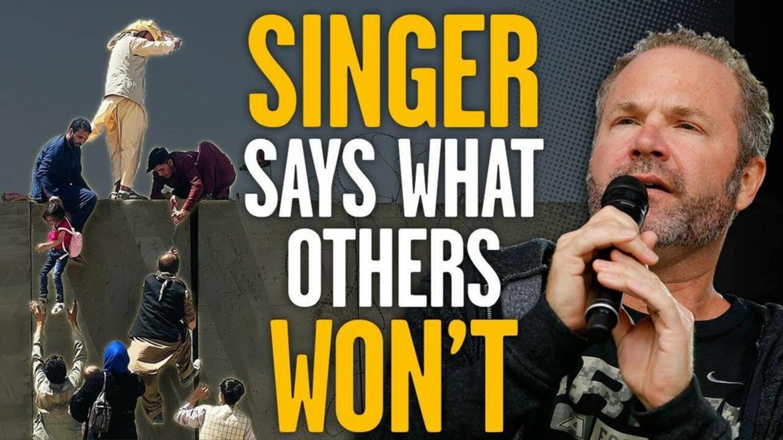 Singer SLAMS 'America 2.0,' Afghanistan evacuation: 'I was stunned'