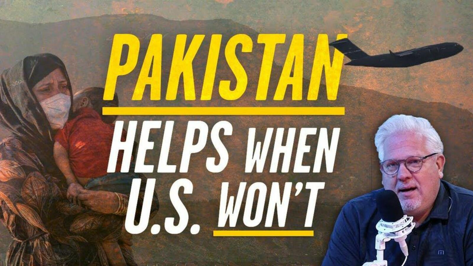 How an unlikely ally in PAKISTAN helped with Afghanistan evacuations