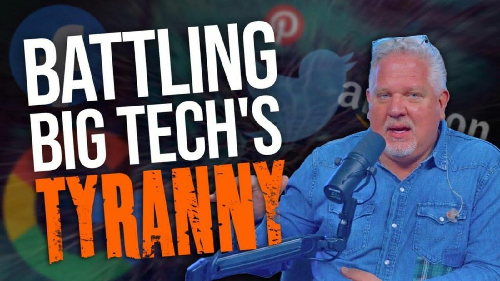 'Crazy, CREEPY stuff': Big Tech's MONOPOLY over speech & how to dismantl...