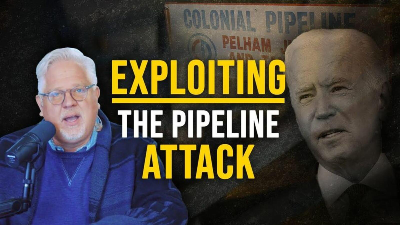 Will the far-left use the pipeline cyber attack chaos to NATIONALIZE oil...