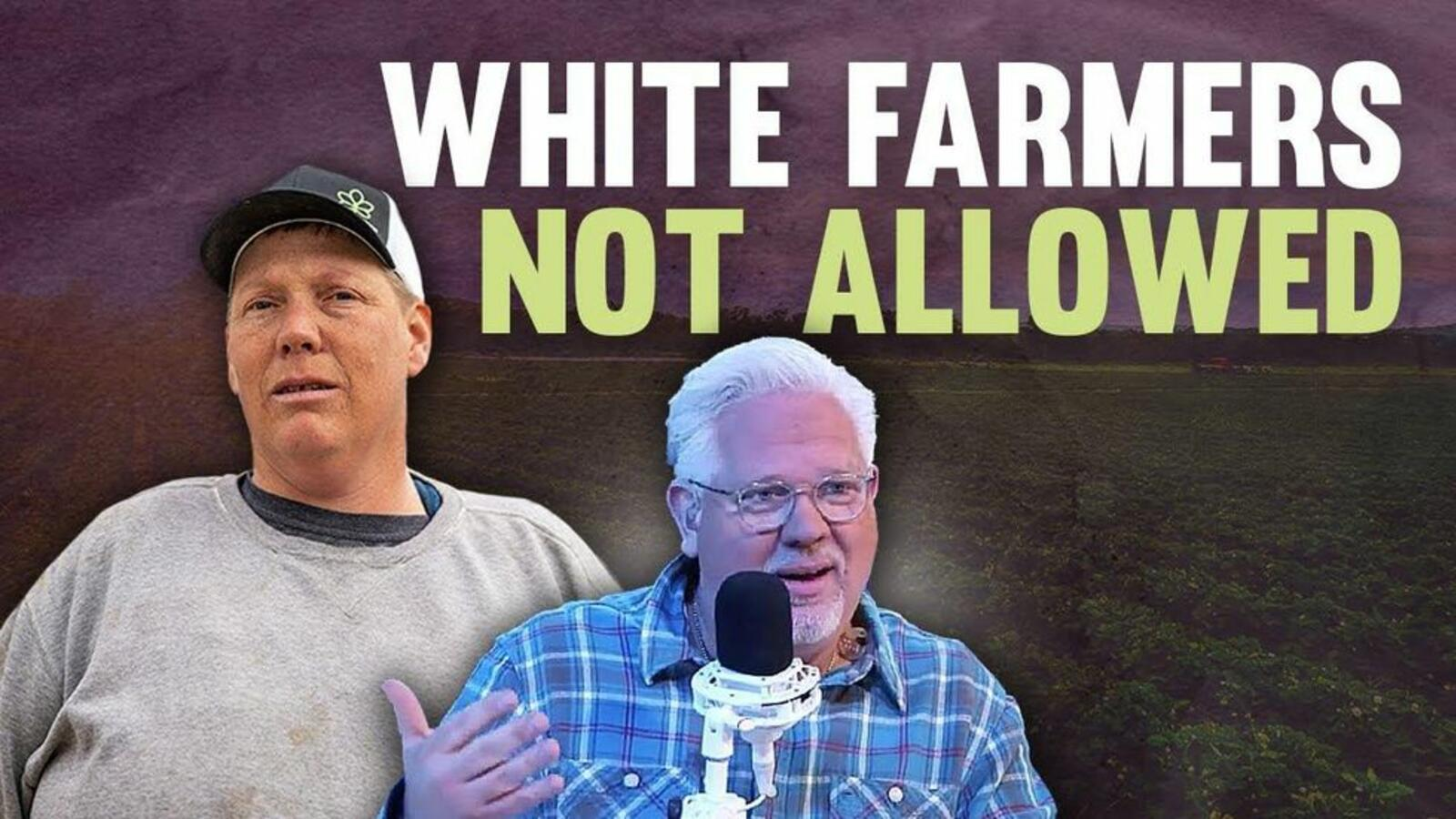 Farmer fights back against BLATANT RACISM from Biden administration