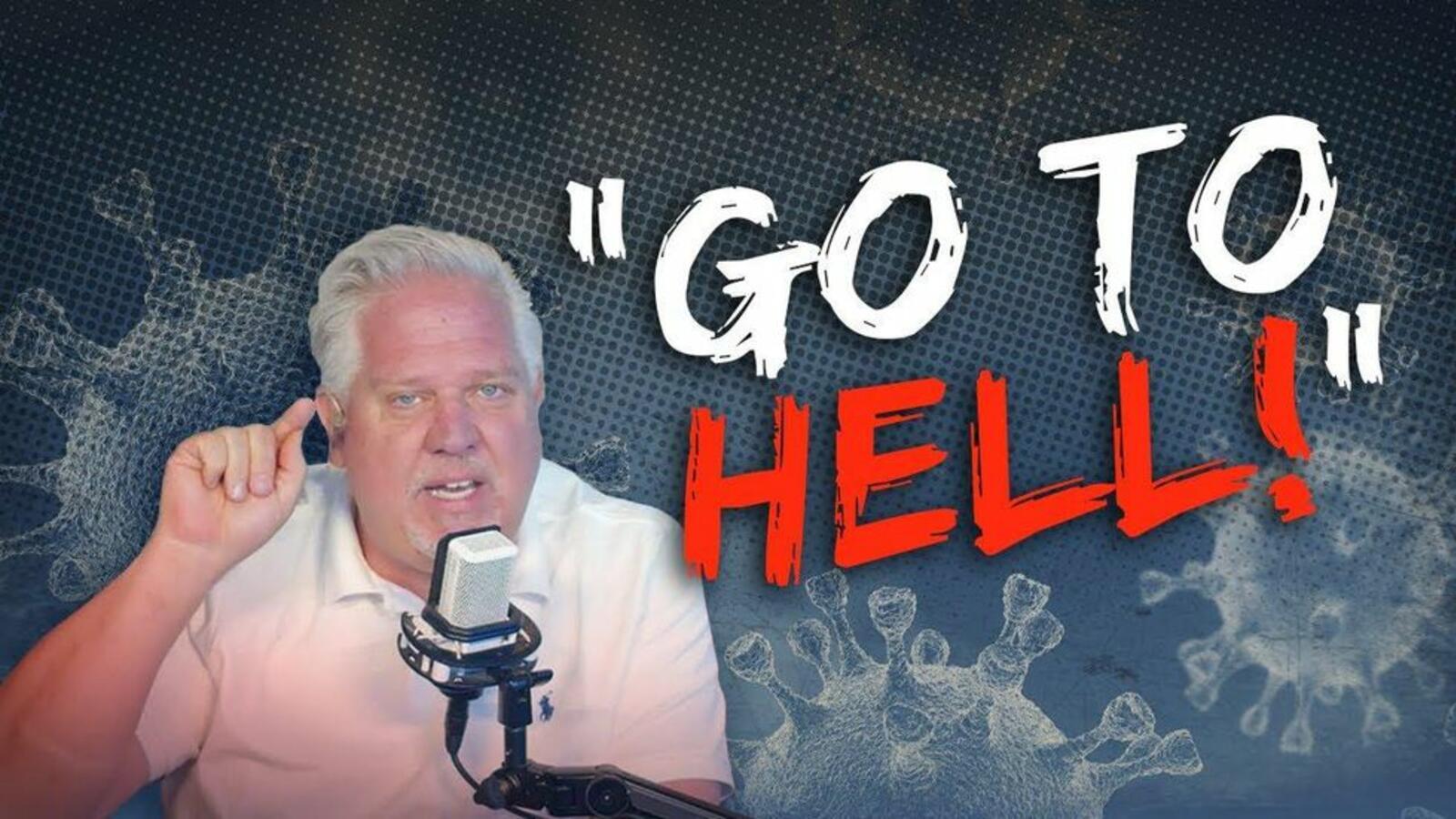 Glenn responds to COVID advisor suggesting Americans should've sacrifice...