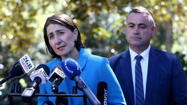 Gladys is a 'good example' for Premiers to follow