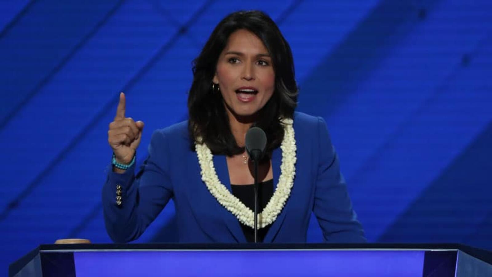 GABBARD to BIDEN: 'Crisis on the Southern Border is the Direct Result of...