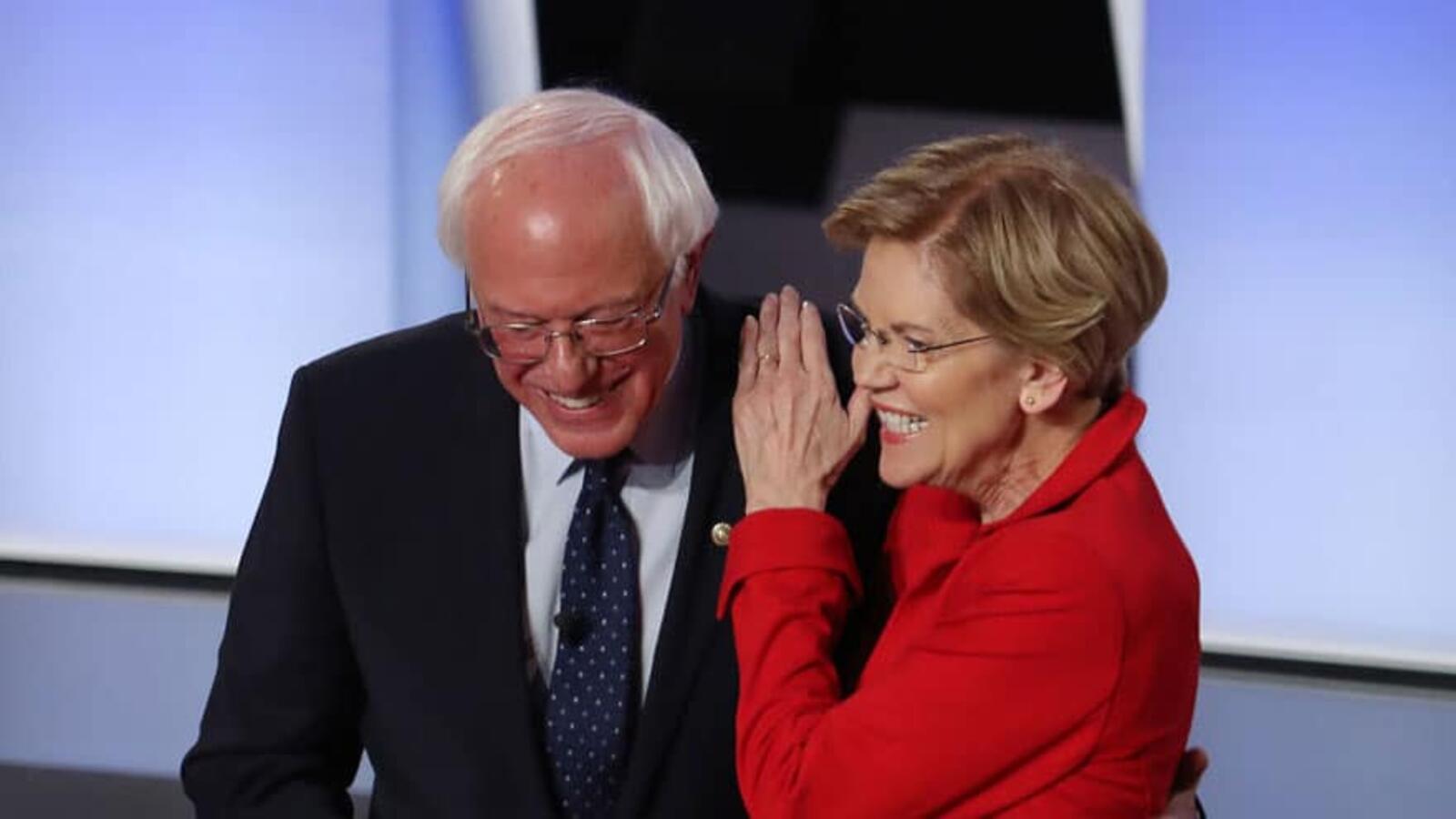 DEM CIVIL WAR: Sanders, Warren Rebuke Sinema for Protecting the Filibuster