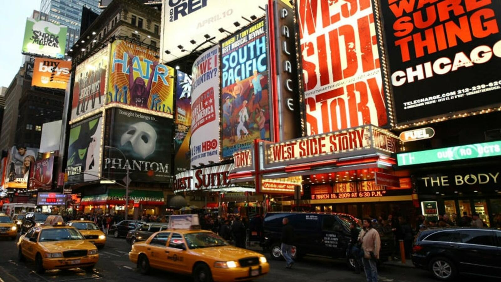 LIVE FROM NY: Broadway to Require Proof of Vaccination AND Face Masks fo...