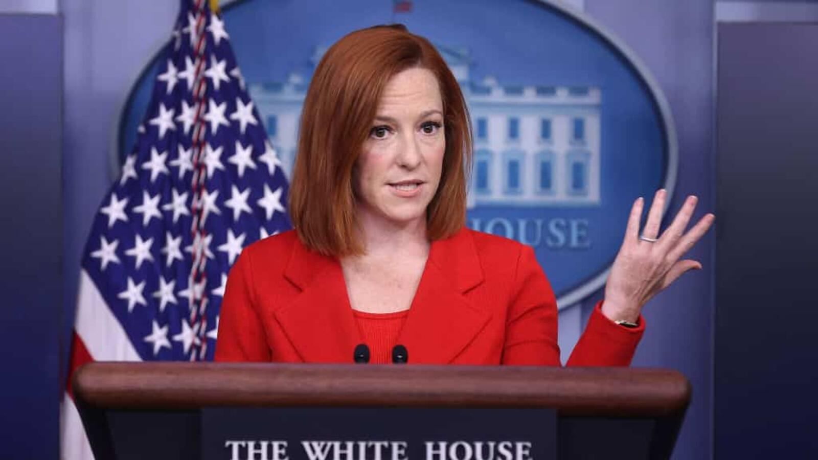 WAIT, WHAT? Psaki Suggests that Republicans -NOT DEMS- Want to 'Defund t...