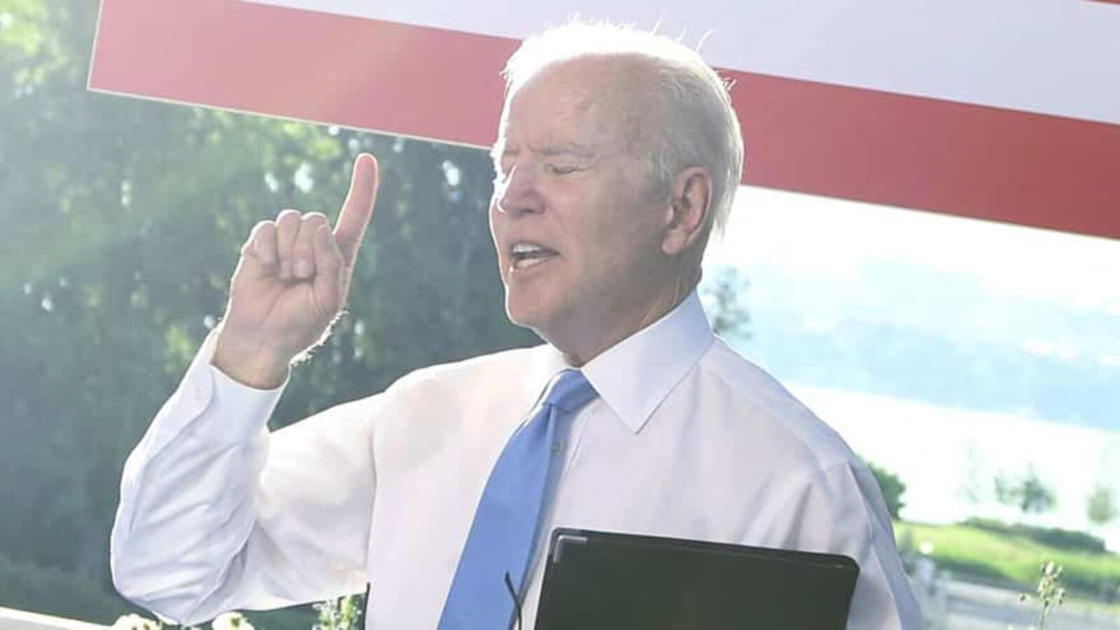 SO SORRY! Biden Apologizes After Exploding on Reporter, Says He Was Simp...