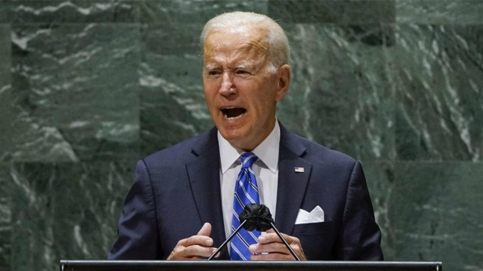 WATCH: Biden Finally Admits the Border is NOT Under Control