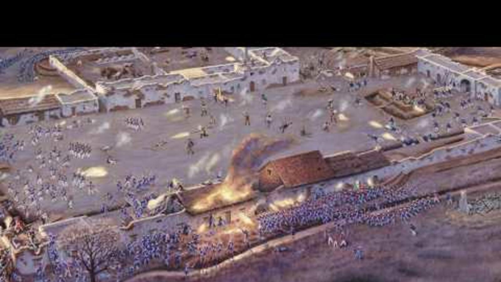Happy Independence day Texas! Remember The Alamo!