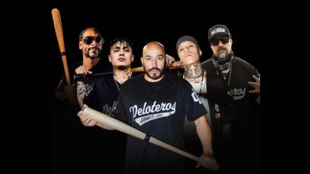 Lupillo Rivera, recluta a Snoop Dogg, B-Real, Santa Fe Klan y Alemán, pa...
