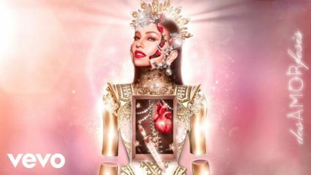 """Thalía estrena 14 canciones con """"DesAMORfosis"""""""